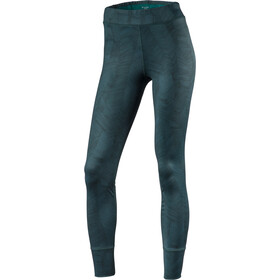 Houdini Cobra Collant Femme, graphic green